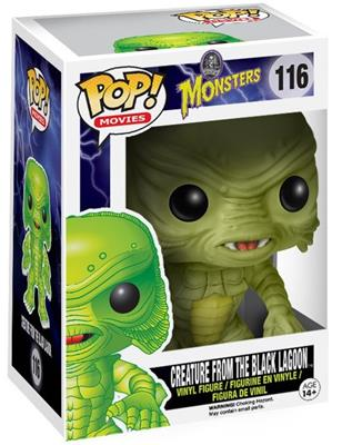 Funko Pop! Movies Creature from the Black Lagoon Stock