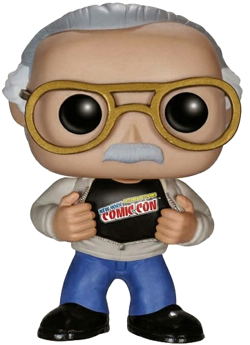 Funko Pop! Stan Lee Stan Lee (NYCC)