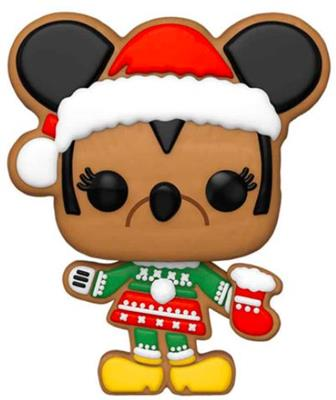 Funko Pop! Disney Gingerbread Minnie Mouse Icon
