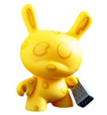 Kid Robot Special Edition Dunny Cheeze Stock