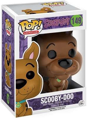 Funko Pop! Animation Scooby-Doo Stock