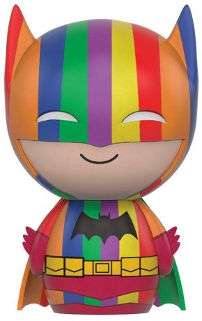 Dorbz DC Comics Batman (Rainbow)