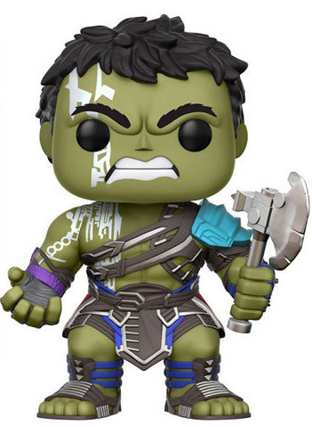Funko Pop! Marvel Hulk (Gladiator) - No Helmet