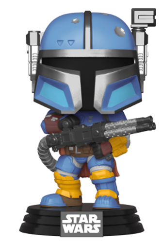 Funko Pop! Star Wars Heavy Infantry Mandalorian
