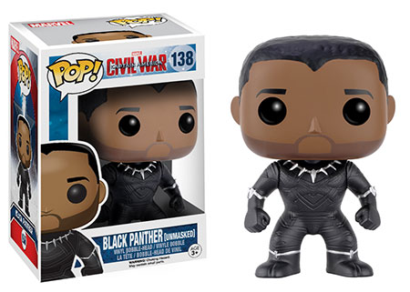 Funko Pop! Marvel Black Panther Stock