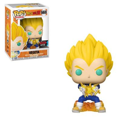 Funko Pop! Animation Final flash Vegeta Stock