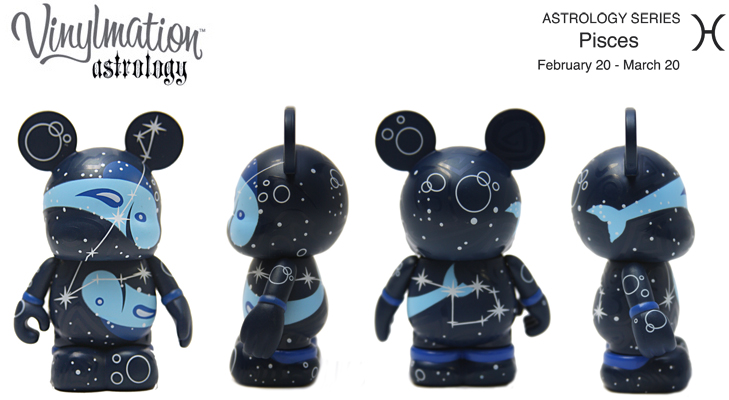Vinylmation Open And Misc Astrology Pisces