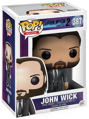 Funko Pop! Movies John Wick Stock