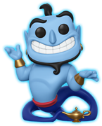 Funko Pop! Disney Genie (w/ Lamp) - Glow