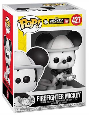 Funko Pop! Disney Mickey Mouse (Firefighter) Stock