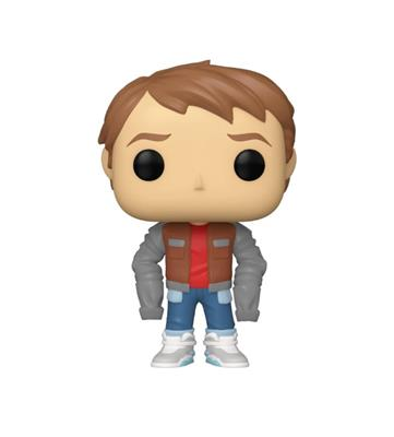 Funko Pop! Movies Marty in Jacket Icon