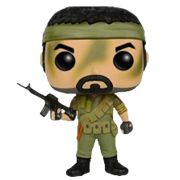 Funko Pop! Games MSGT. Frank Woods