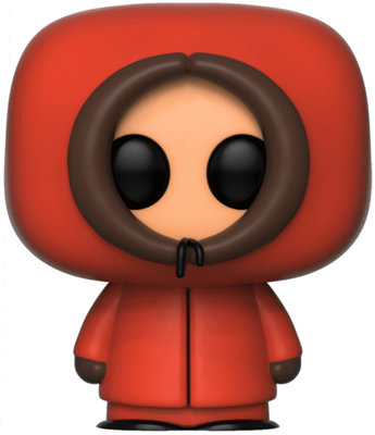 Funko Pop! South Park Kenny