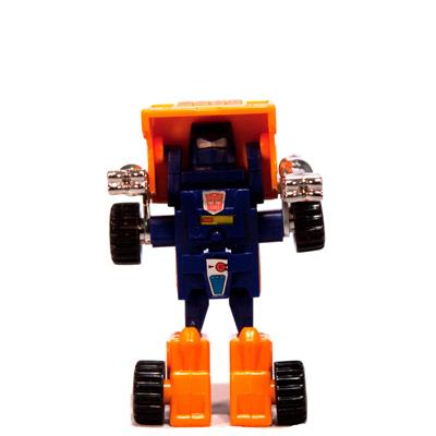 Transformers 1984 Huffer Icon