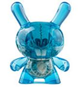 "Kid Robot 5"" Dunnys Code Blue Infected"