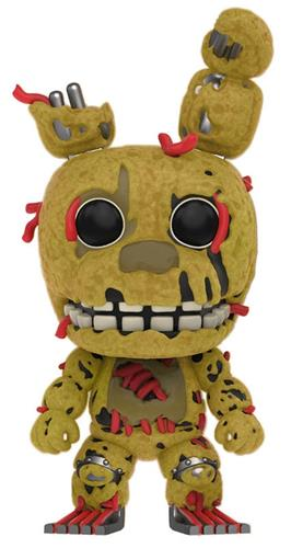 Funko Pop! Games Springtrap (Flocked)
