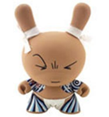 "Kid Robot 8"" Dunnys Don'yoku"