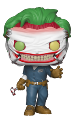 Funko Pop! Heroes The Joker (Death of the Family) Icon