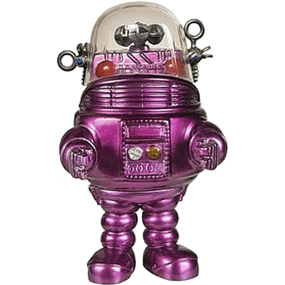 Funko Pop! Movies Robby the Robot (CHASE) Icon