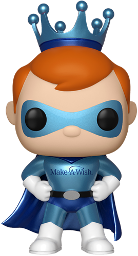 Funko Pop! Freddy Funko Make-a-Wish Freddy