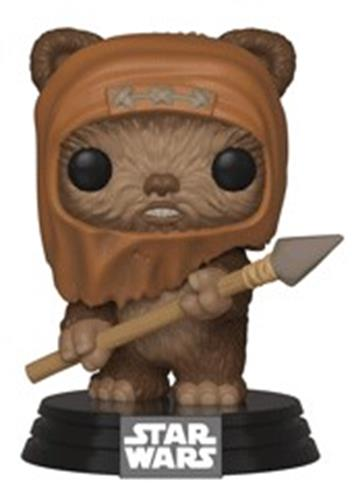 Funko Pop! Star Wars Wicket W. Warrick