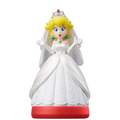Amiibo Super Mario Wedding Peach