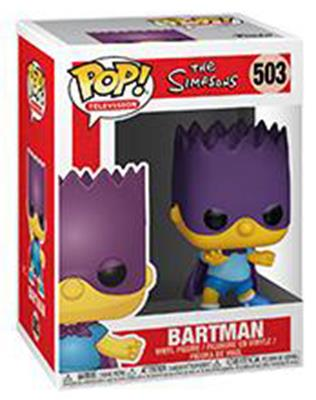 Funko Pop! Animation Bartman Stock
