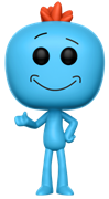 Funko Pop! Animation Mr. Meeseeks