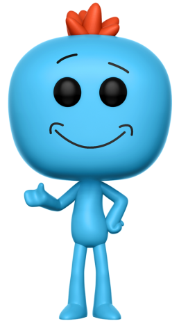 Funko Pop! Animation Mr. Meeseeks  Icon