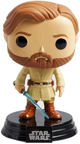 Covetly Funko Pop Star Wars Obi Wan Kenobi 214