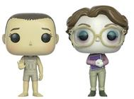Funko Pop! Television Upside Down Eleven & Barb
