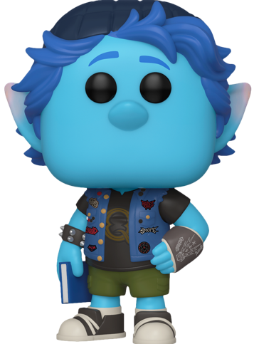 Funko Pop! Disney Barley Lightfoot