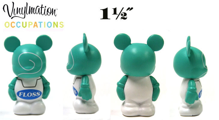 Vinylmation Open And Misc Occupations Jr. Floss
