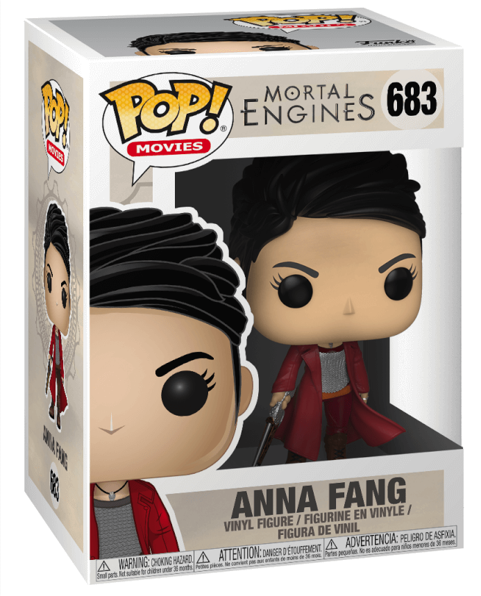 Funko Pop! Movies Anna Fang Stock