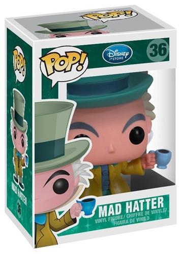 Funko Pop! Disney Mad Hatter Stock