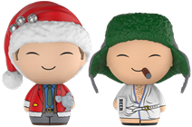 Dorbz Movies Christmas Vacation (2-Pack)