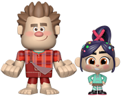 Vynl All Wreck-It Ralph + Vanellope