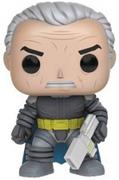 Funko Pop! Heroes Batman (Armored) - Unmasked