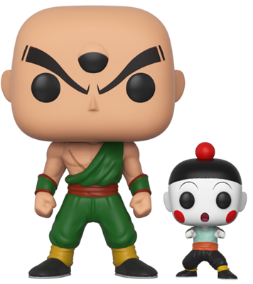 Funko Pop! Animation Tien & Chiaotzu