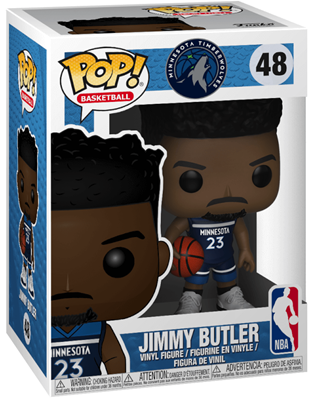Funko Pop! Sports Jimmy Butler Stock