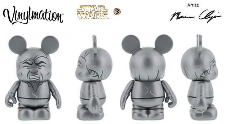 Vinylmation Open And Misc Star Wars 3 Carbonite Han Solo