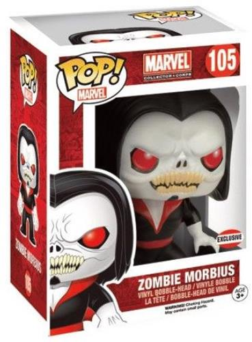 Funko Pop! Marvel Morbius (Zombie) Stock