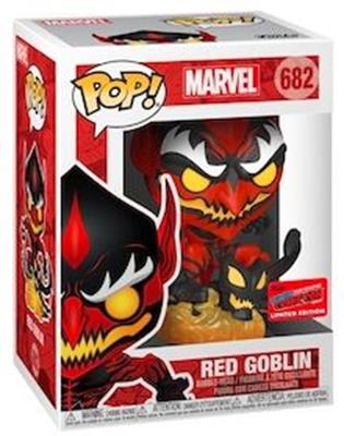 Funko Pop! Marvel Red Goblin Stock