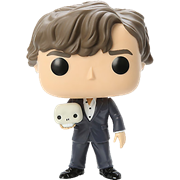Funko Pop! Television Sherlock Holmes (With Skull)