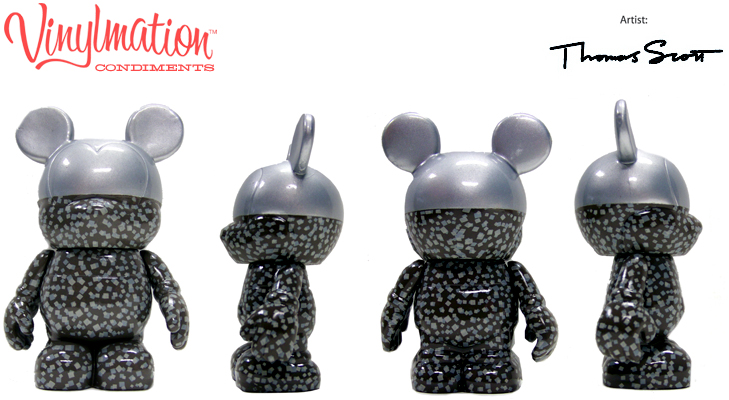 Vinylmation Open And Misc Condiments Pepper