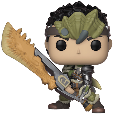 Funko Pop! Games Hunter