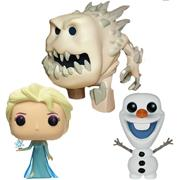 Funko Pop! Disney Elsa, Marshmallow & Olaf