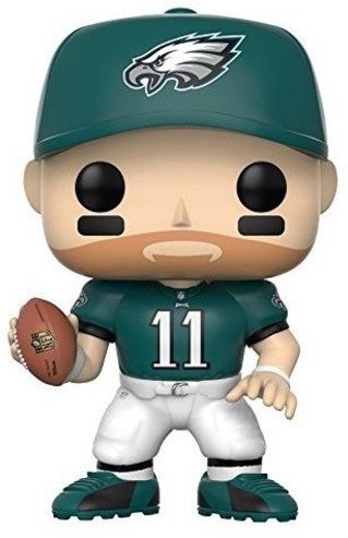 Funko Pop! Football Carson Wentz