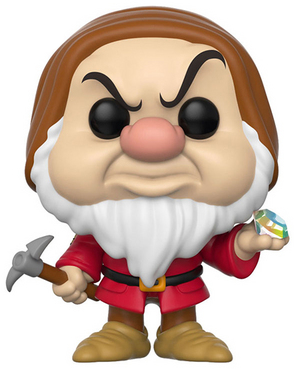Funko Pop! Disney Grumpy (w/ Diamond Pick)