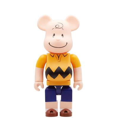 Be@rbrick Peanuts Charlie Brown 1000%